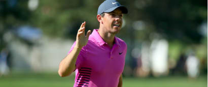 Rory McIlroy auf der PGA Tour. (Foto: Getty)