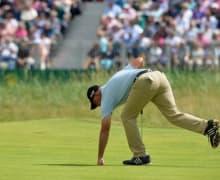 Golf-Albtraum-Hole-in-One