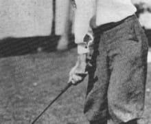 PGA Championship 1920 Jock Hutchison Twitter at friij