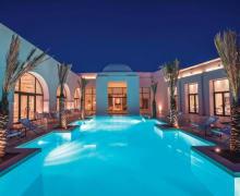 Infinity Pool - Vue hotel