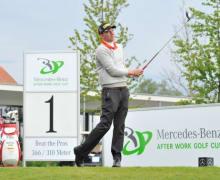 Golf/GES/ Mercedes-Benz After Work Golf Cup 2014