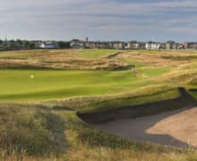Prestwick Golf Club Open Championship