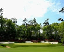 1 Augusta National Masters