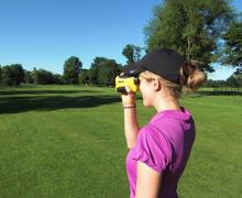 Golf Laser Entfernungsmesser Birdie 500 : Golflaser der beste preis amazon in savemoney