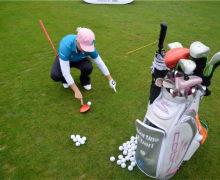 Mein Golf Training Timo Schlitz