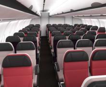 Tunisair A330_Economy Class