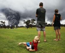 Golf-Hawaii-Vulkan-Kilauea-2