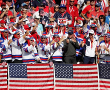 Ryder Cup 2016 Finale 1