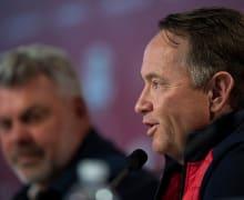 Ryder Cup Pressekonferenz