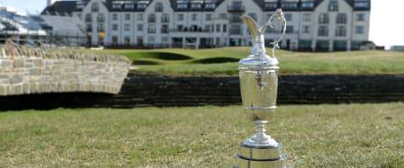 Carnoustie Golf Links - Einer der schwersten Open Championship Kurse
