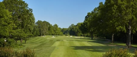 """Green Monster of Ladue"" - Der Austragungsort der 100. PGA Championship"
