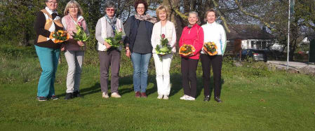 Saisonstart für die Damen des GC Westheim