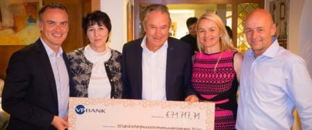 """Charity-Turnier """"Golfen mit Herz"""""""