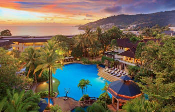 Tag 1 Amari Phuket - Der erste Stop Ihrer Reise. (Foto: Sophisticated Golftours)