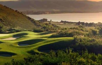 Das Argentario Golf Resort in der Toskana. (Bild: Argentario Golf Resort)
