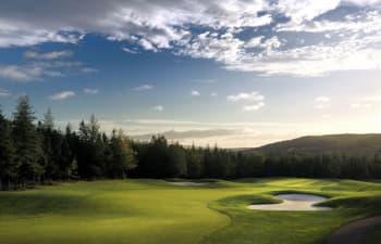 Der Bell Bay Golf Club gehört zu den Top 100 Kursen in Kanada.