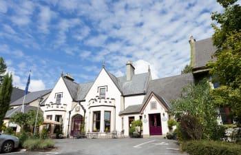 Das Oranmore Lodge Hotel.