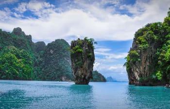 Eine Phuket Entdeckungstour ist bei Ihrer Reise inklusive. (Foto: Sophisticated Golftours)