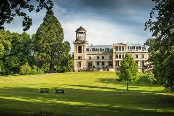 Schloss mit Park Kaarz