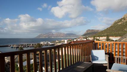 Chartfield-Guesthouse: Ganz in der Nähe vom Kap