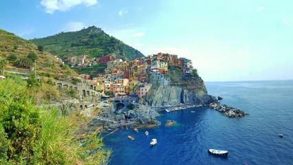 Unvergessliche Rundreise durch Ligurien, Toskana & Lago Maggiore