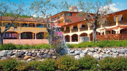 Ihre kulinarische Rundreise: Das Hotel Donna Silvia am Gardasee. (Foto: ruhrtours Reisen GmbH)