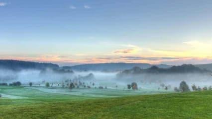 Golfanlage Zollmühle: Fairway 6 und 4. (Foto: 500% Golf)