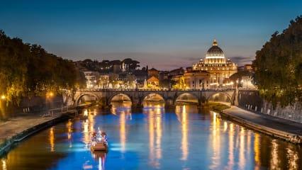 Golfurlaub in Rom mit Übernachtung im Sheraton