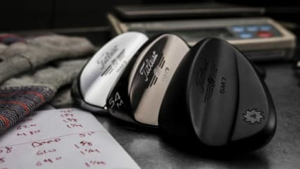 Titleist Vokey Design Spin Milled 7 Wedge