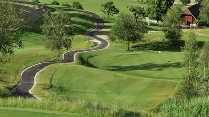 Golf Emmental, Oberburg