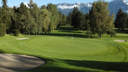 Golfclub Innsbruck-Igls, Lans