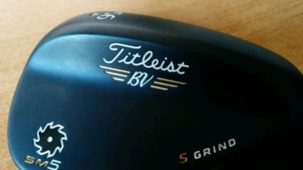 NEU - Titleist Vokey Spin Mill 5 Raw Black Wedge 56
