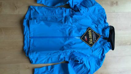APEX Golf Regenjacke Gore Tex von Galvin Green - 2015er Kollektion