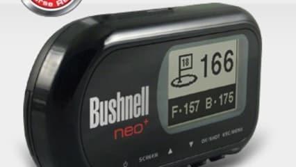 Bushnell Neo+ GPS Rangefinder * ideales Weihnachtsgeschenk *