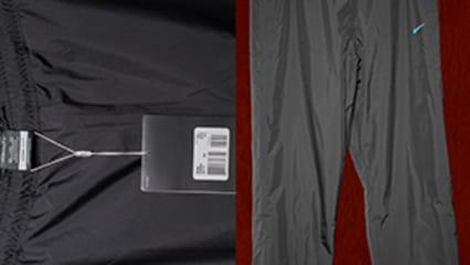 Nike-Golf Regenhose für Männer 2XL