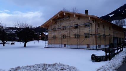 Bauernhaus beim Golfclub Sonnenalp/ Oberstdorf