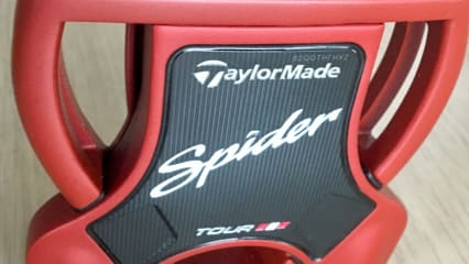 TaylorMade Spider RedTour