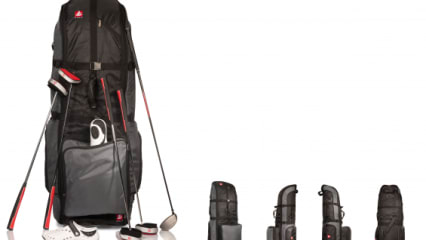 15. Dezember mit Jordan Golf - Travelcover