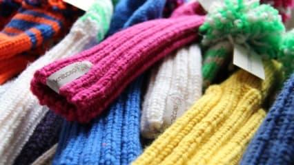 4. Dezember mit knitcap