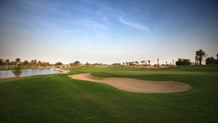 Der Abu Dhabi Golf Club