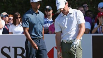 Highlights der Abu Dhabi HSBC Golf Championships