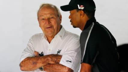 Golflegende Arnold Palmer
