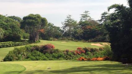 Bali National Golf Club - Ein Traum in bunten Farben