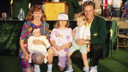 4 Bernhard Langer zweiter Masters Sieg 1993