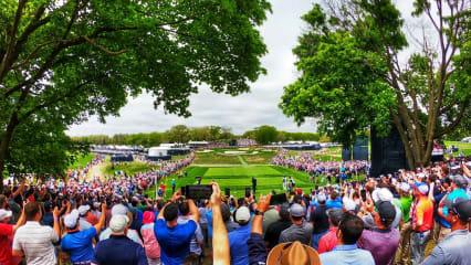 PGA Championship 2019: Der finale Tag in Bildern