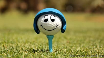 """""""BoB around the world"""" auf dem höchsten Golfplatz der Welt"""