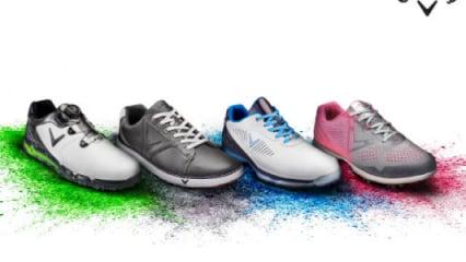 Callaway mit neuer Schuhkollektion
