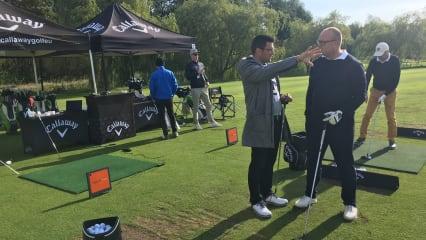 Callaway verzückt die Golf Post Community bei der Porsche European Open