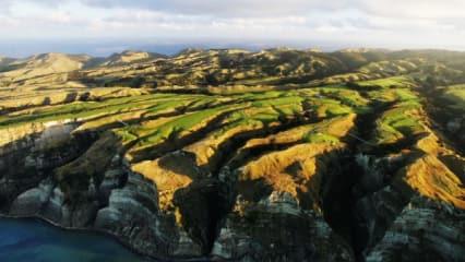 Cape Kidnappers - Spektakuläres Golf in Neuseeland