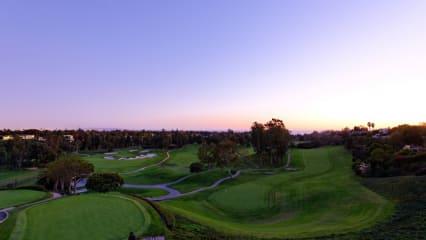 Der Riviera Country Club in Los Angeles